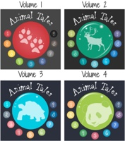 Vocabulary Builder: Animal Tales slideshows
