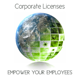 Corporate license for English language training