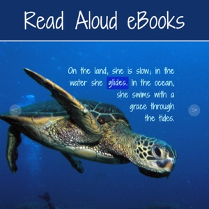 Read Aloud eBooks