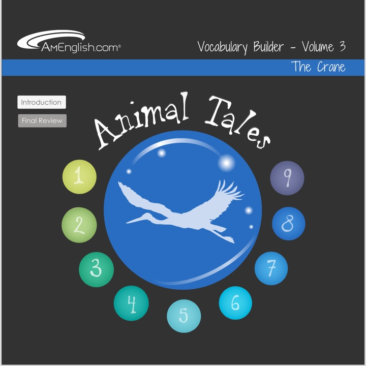 Vocabulary Builder: Animal Tales slideshows from AmEnglish.com